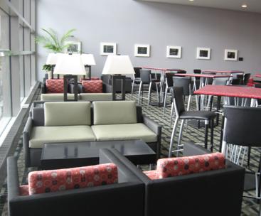 Modern Club Lounge