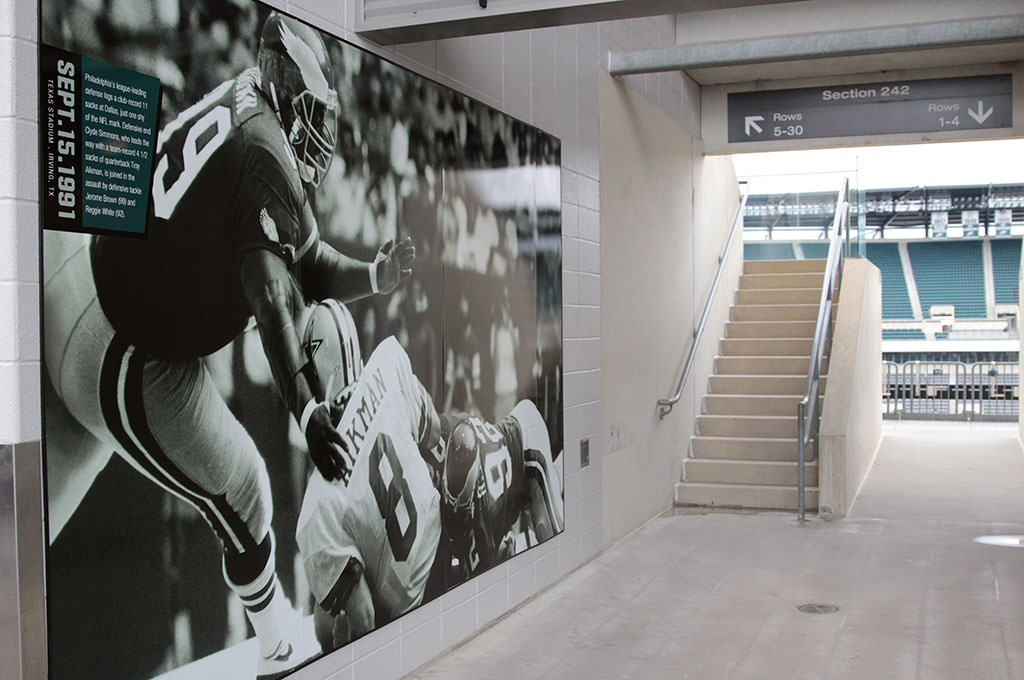 Historic Images - Upper Concourse